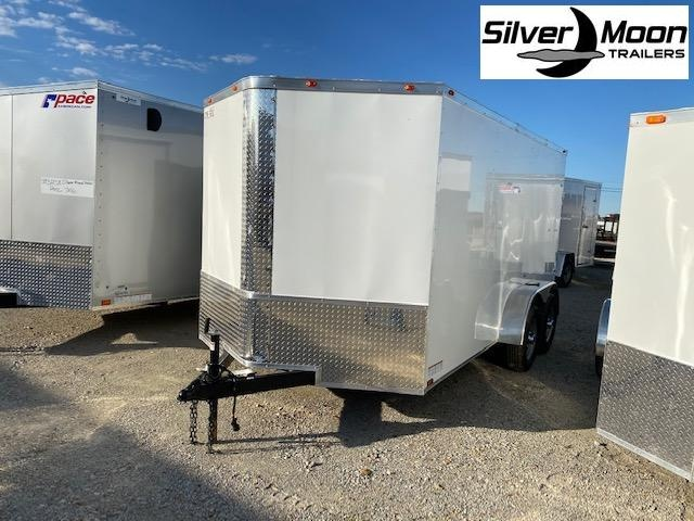 2021 Cynergy  7x14 Advanced Enclosed Cargo Trailer