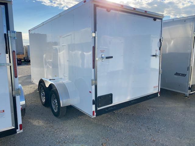 2021 Cynergy  7x14 Advanced Enclosed Cargo Trailer