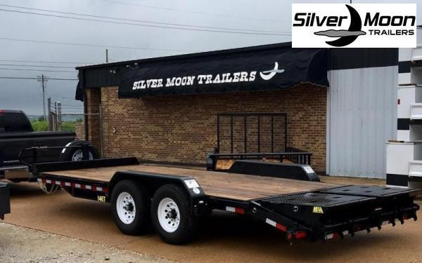 "2021 Big Tex Trailers  83""x20' 14K Equipment Trailer"
