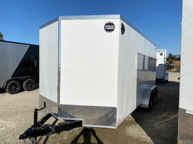 2021 Wells Cargo 7x14 Fast Trac Enclosed Cargo Trailer