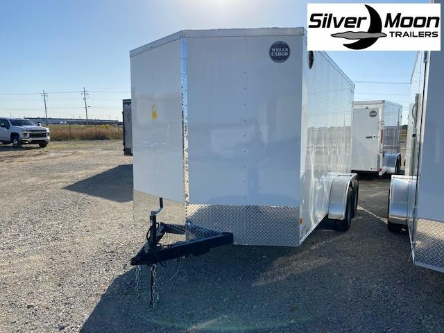 2021 Wells Cargo 7x14 Fast Trac Enclosed Cargo Trailer
