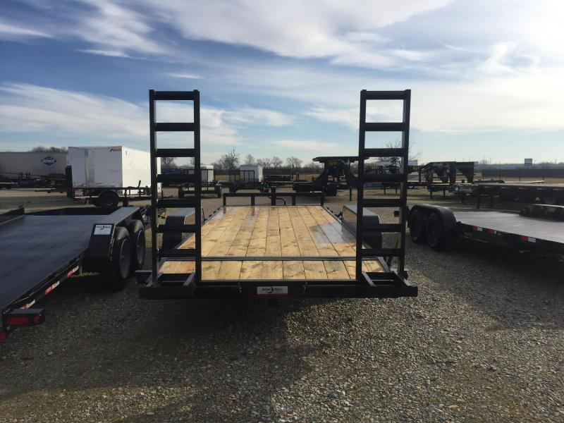 "2020 B/R 82"" x 20 14K Equipment Trailer"