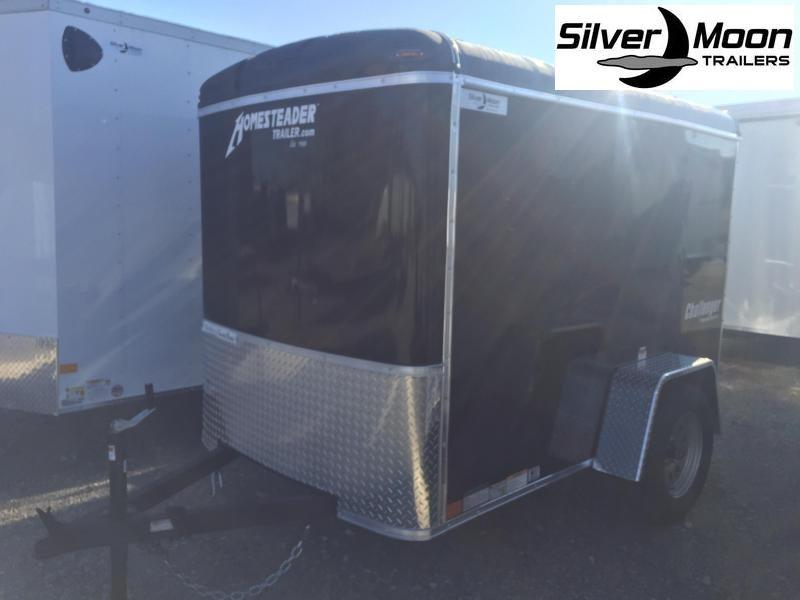 2021 Homesteader 5 x 8 SA Enclosed Cargo Trailer