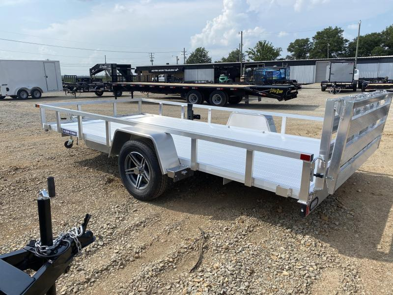 2022 Sure-Trac 7X14 3K Aluminum Utility Trailer Utility Trailer