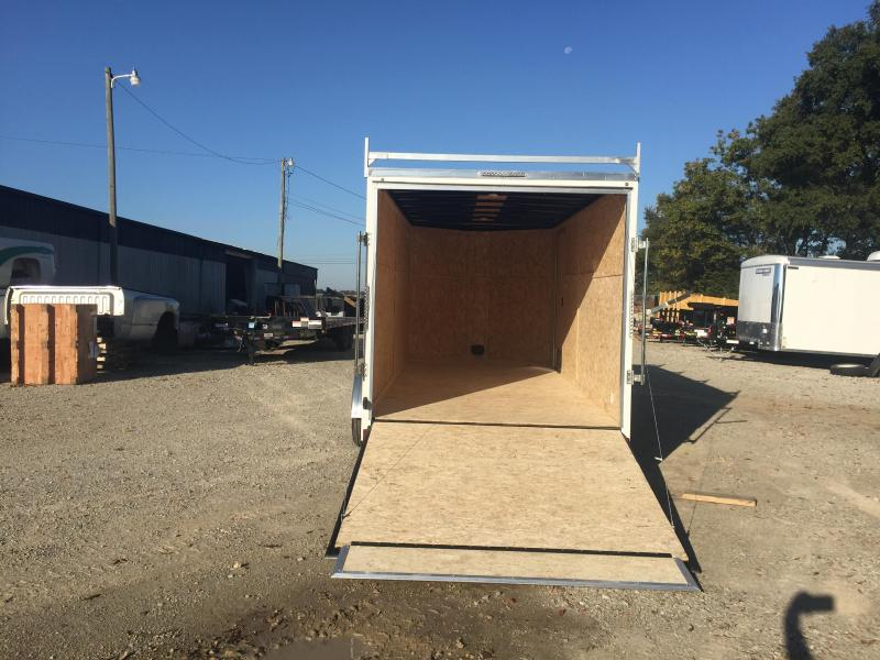 2020 Pace American CS7X16TE2 Enclosed Cargo Trailer For Sale