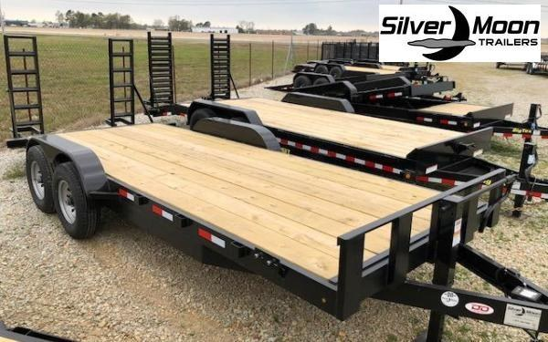 "2020 Wicked 82"" x 20 14K Equipment Trailer"