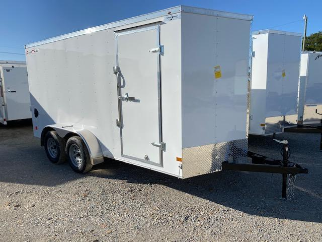 2021 Wells Cargo 7x16 Fast Trac Enclosed Cargo Trailer