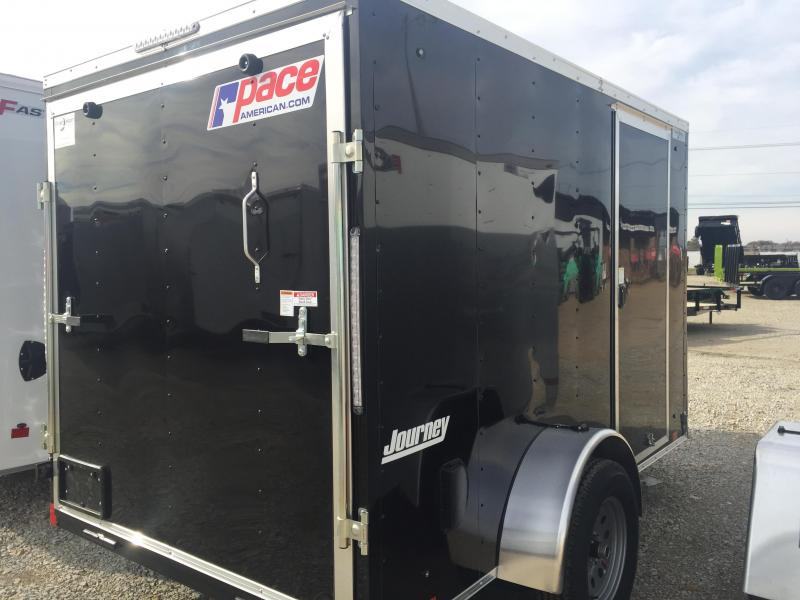 2021 Pace American 6x12 Enclosed Cargo Trailer For Sale
