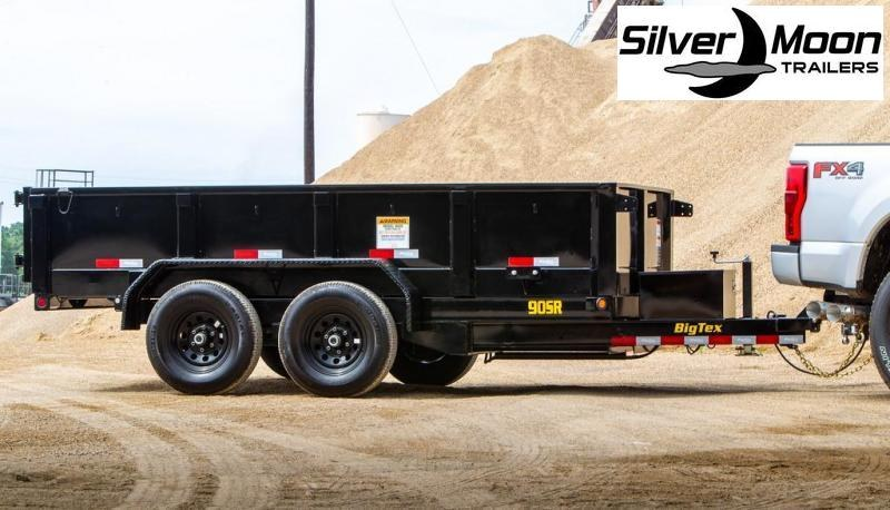 2021 Big Tex Trailers 90SR-12 6x12 Dump Trailer For Sale