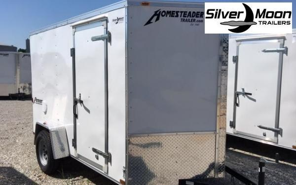 2020 Homesteader 6 x 10 SA Enclosed Cargo Trailer