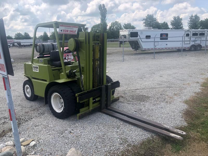 Used Clark Lift Truck