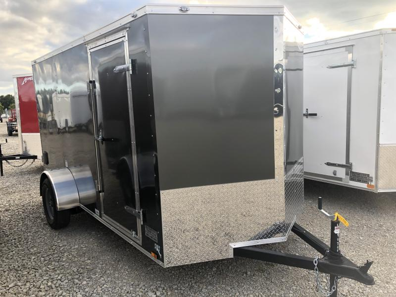 Continental Cargo 6X12 Enclosed Trailers W/ Ramp Door
