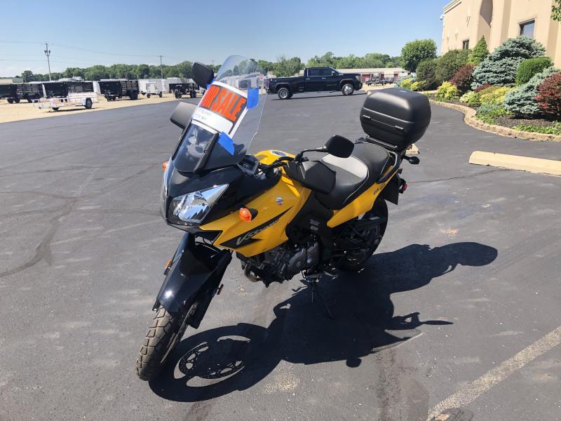 2008 DL650 V-strom Suzuki Motorcycle