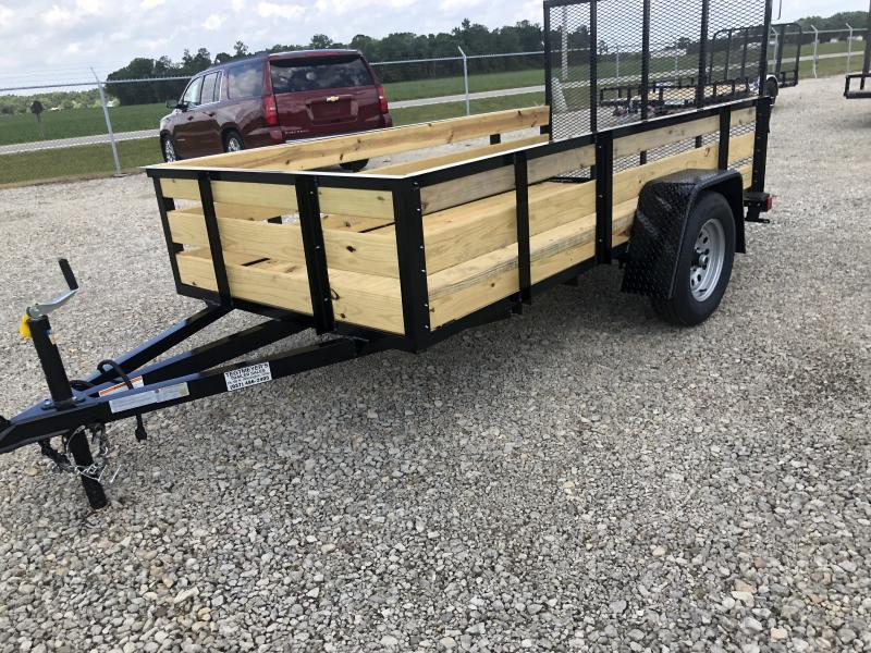 5x10 Utility Trailers w/ Rear Gate