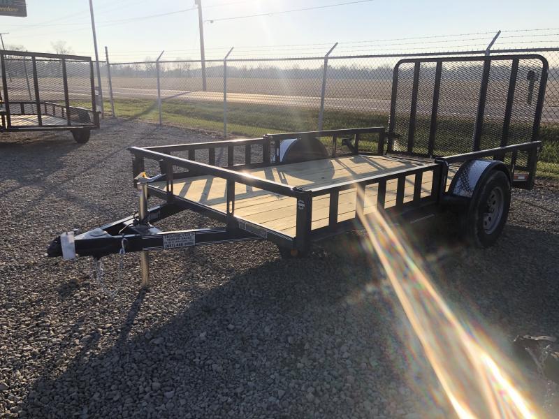 6x12 Utility Trailer w/ Rear Gate