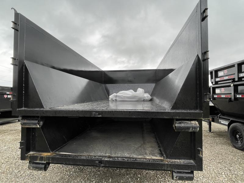 PJ Trailers ROLLSTER Roll Off Dump