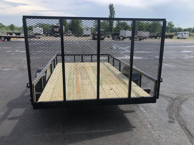 6x12 Utility Trailer w/ gate