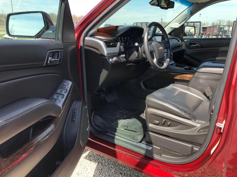 2016 Chevrolet SUBURBAN SUV Lowered 2 Wheel Drive