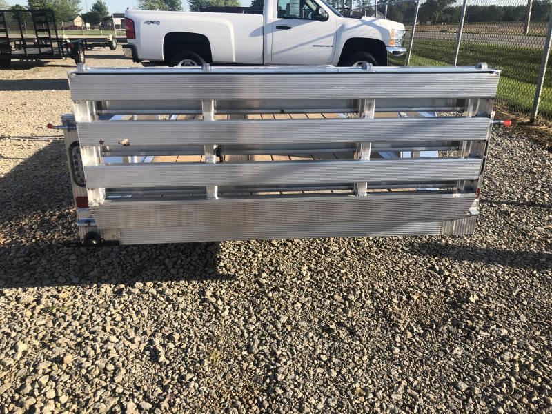 Sport Haven 5x10 Aluminum Utility Trailer w/ Gate