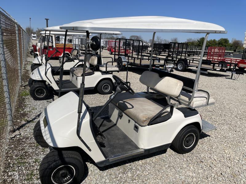1997 E-Z-GO 4 seater Golf Cart