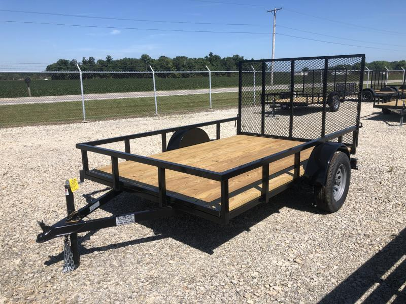 6x10 Utility Trailer w/ gate