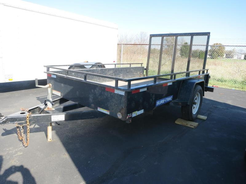 Used 6x10 Tandem Axle Utility Trailer