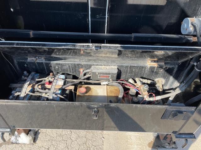 2013 Delta Manufacturing HD-GN16Dump Dump Trailer