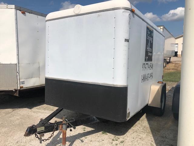 1999 Kiefer Built KK612 Enclosed Cargo Trailer