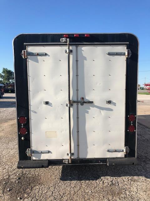 2001 Kiefer Built KK614 Enclosed Cargo Trailer