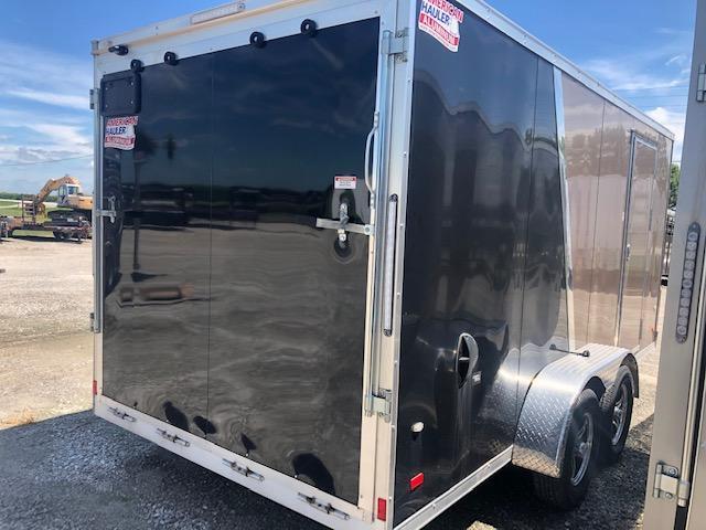 2019 American Hauler ANH716TA2 Enclosed Cargo Trailer