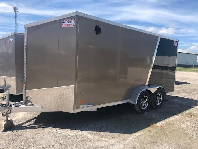 2019 American Hauler ANH716TA2 Enclosed Cargo Trailer