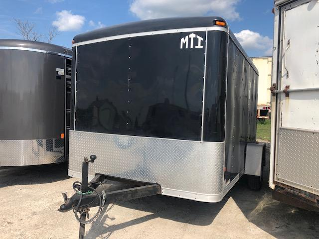 2008 Middlebury Trailers 710 Enclosed Cargo Trailer