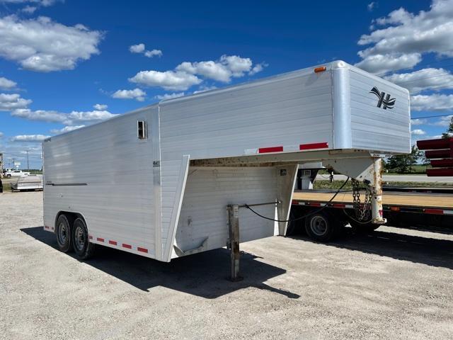 2011 Hillsboro Industries GNCargo Enclosed Cargo Trailer