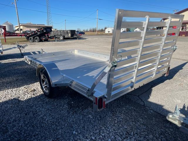 2021 Hillsboro Industries AU Utility Trailer