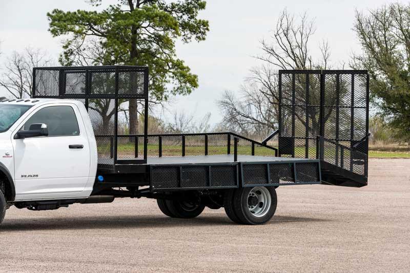 2021 CM Truck Beds 12' Landscape Bed Truck Bed