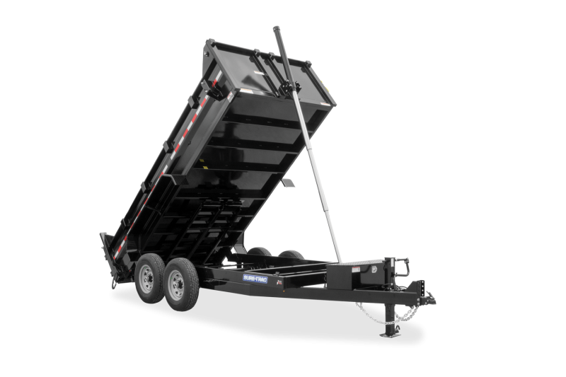 2021 Sure-Trac ST8212TLDDB140 Dump Trailer