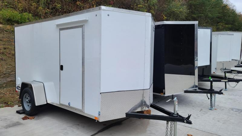 ITI Cargo Y7212SA-030 Enclosed Cargo White