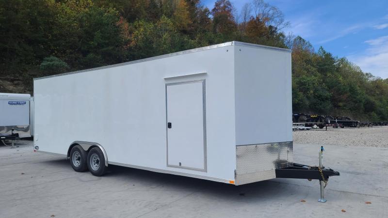 ITI Cargo Y9824HLFVCH-TA-100 Enclosed Cargo White