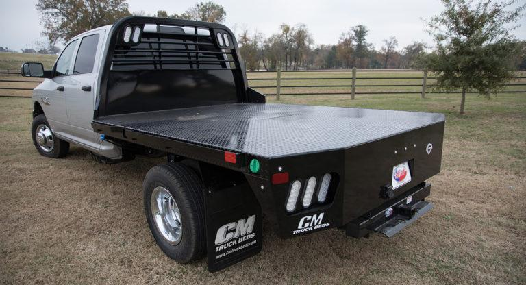 """2021 CM Truck Beds RD Moded 13' x 97"""" Cab Chassis"""