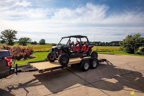 2022 Big Tex Trailers 60EC14BK Car / Racing Trailer