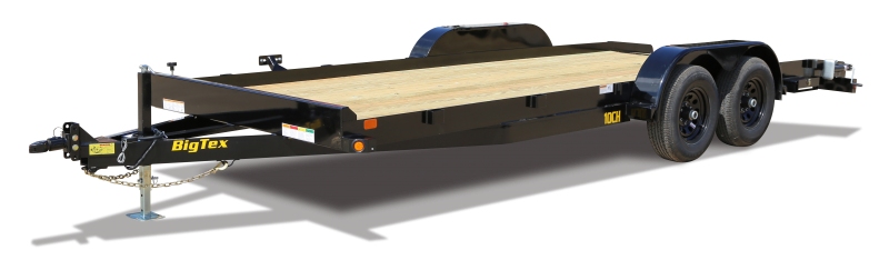 2021 Big Tex  10CH 20' Car Hauler Car / Racing Trailer