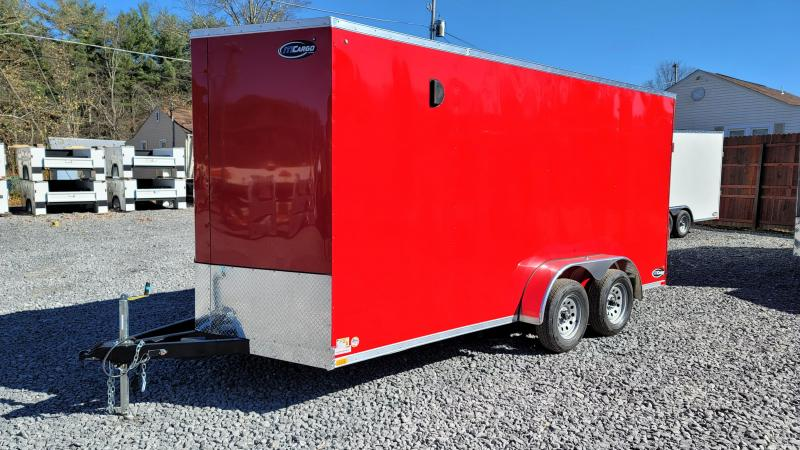 2021 ITI Cargo 7X16 Enclosed Cargo Trailer