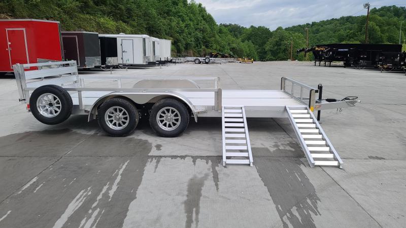 2020 H and H Trailer H8216TRSAV-070 ATV Trailer