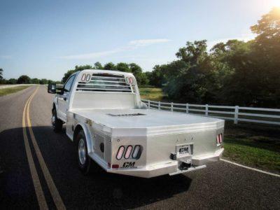 """2021 CM Truck Beds ALSK Aluminum Truck Bed 11'4"""" x 94"""