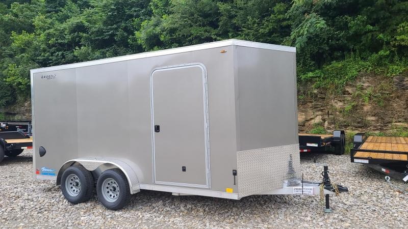 Legend Trailers 7.5X16TV Enclosed Cargo