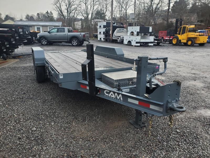 Cam Superline Full Hyrdaulic Tilt Equipment Trailer