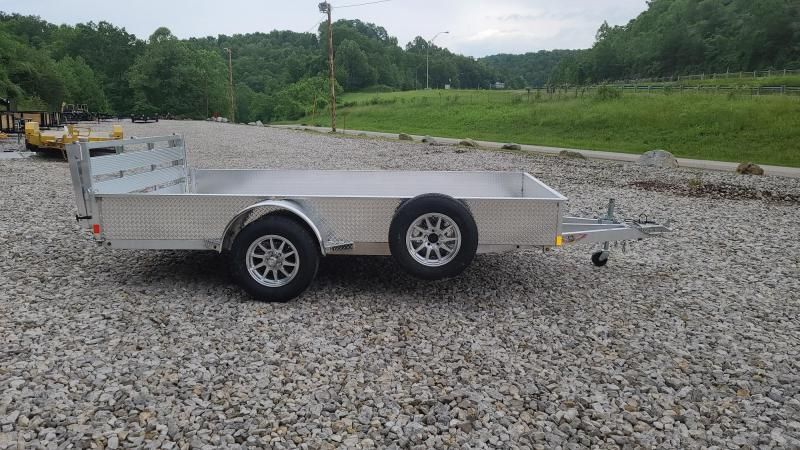 H and H Trailer H7612SSA-030 Utility Trailer