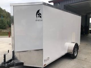 2022 Spartan Cargo SP6X12SA Enclosed Cargo Trailer
