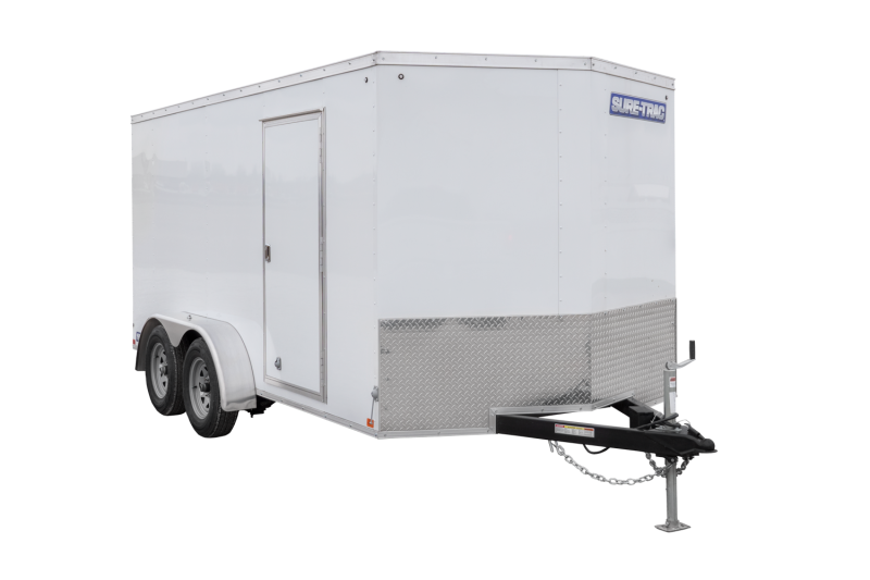 2020 Sure-Trac ST 7 x 12 7k Enclosed Cargo Trailer