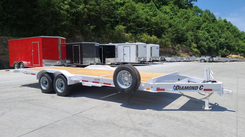Diamond C Trailers HDT Equipment Trailer